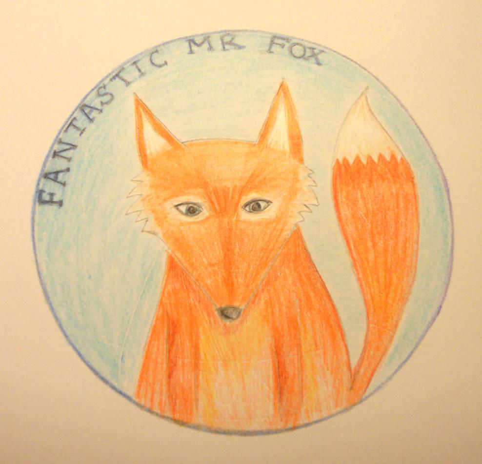 Daily Animal Doodle 3 Fox Fi Me