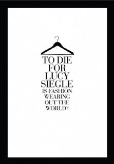 To Die For by Lucy Siegle